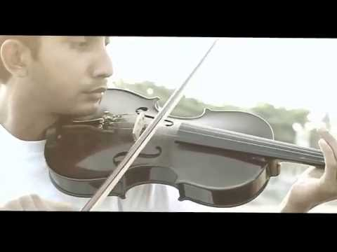 Bharat Humko Jaan Se Pyara Hai Violin Cover by Tom
