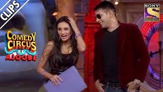 Purbi Interviews Akshay Kumar | Comedy Circus Ke Ajoobe