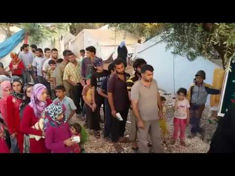 DAY 28 DAILY IFTAR MEALS IN SYRIA RAMADAN 2016