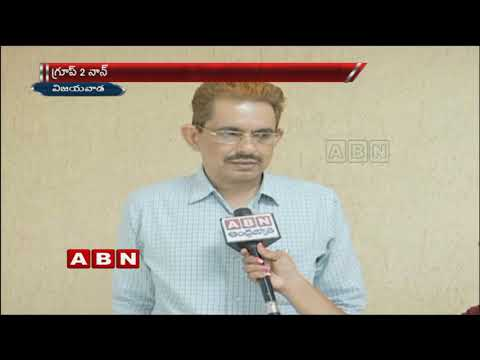 AP Govt Recruitment To Fill Up 18,450 Vacant Posts | APPSC Chairman Uday Bhaskar Face To Face
