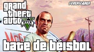 "GTA 5 - ARMA SECRETA!:""BATE DE BEISBOL ( BASEBALL BATE ) LOCALIZACION[GTA V ]"