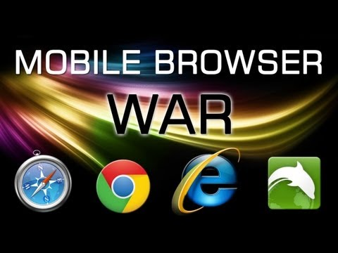 iPad 4 | Nexus 10 | Surface - Web Browser Performance Test