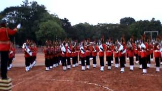 TAMILNADU POLICE ( BAND PASSING OUT MASS BAND PARADE )