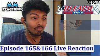 GRIMMJOW VS ICHIGO Greatness!! - Bleach Anime Episode 165 & 166 Live Reaction