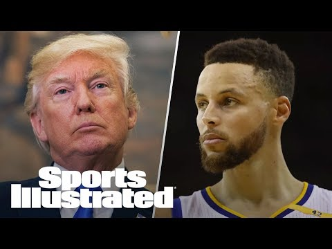 Trump Vs. Sports: National Anthem Protests, Warriors Barred From White House | Sports Illustrated