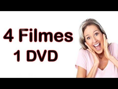 Gravar 4 filmes em 1 dvd - Esse sim é original!