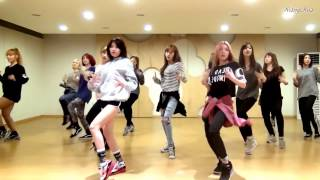 Whatcha Doin` Today 오늘 뭐해(Mirrored Dance Practice) - 4minute