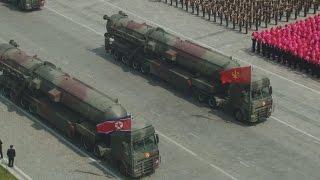 北朝鮮、新型ICBMか