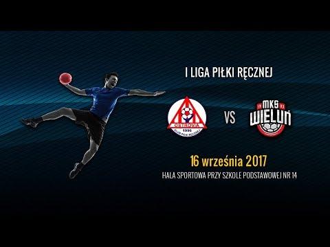 Ostrovia Ostrów Wielkopolski Vs. MKS Wieluń - Mecz Piłki Ręcznej - 16.09.2017