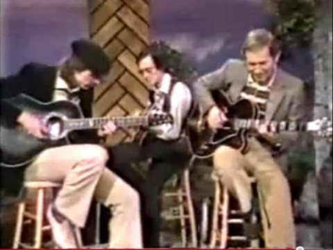 Mark O'Connor and Chet Atkins -