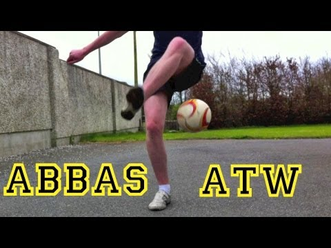 Abbas Around The World (AATW) Outside (Tutorial) :: Freestyle Football / Soccer
