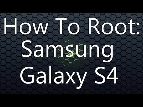 How To Root Samsung Galaxy S4 I337 & I337m Easiest & User Friendly