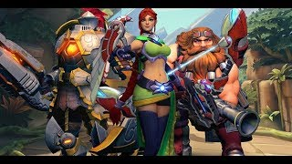 PS4 FREE DLC WEEKEND FOR PALADINS Livestream
