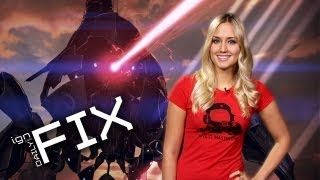Mass Effect has a Sequel & Star Wars VII has a Writer! - IGN Daily Fix 11.09.12