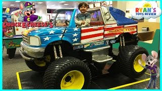 Chuck E Cheese Family Fun Indoor Games and Activities for Kids