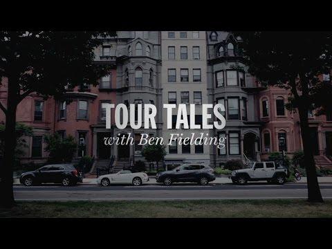Tour Tales Ep 1 | Boston