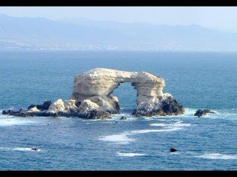 La Portada Natural Monument, Antofagasta, Antofagasta Region, Chile, South America