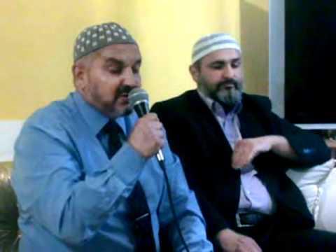 Imam Ramiz Sezai  Hodza Ali Berat. Sura Jasin u Skopje-Makedonija Suto Orizari