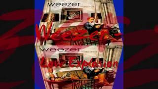 Watch Weezer Love Explosion video