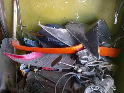 Ремонт скутера хонда дио 27 своими руками