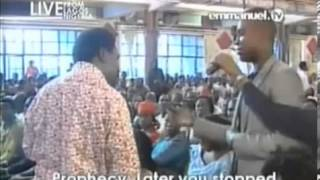 Sunday 27 Oct 13 Prophet TB Joshua: Prophecy Time, Words of Knowledge, Mass Prayer Emmanuel TV SCOAN