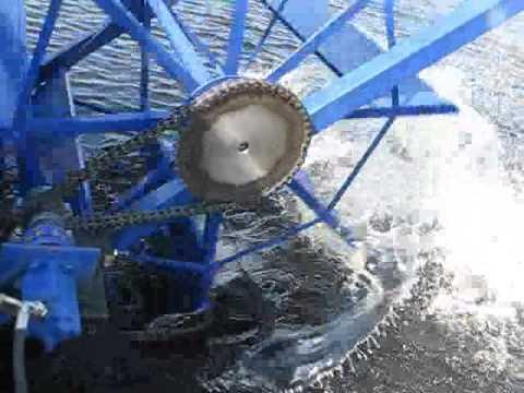 Как сделать гребное колесо