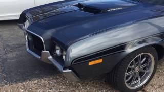 1972 Ford Ranchero GT 429 Walk Around