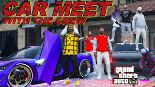 GTA Online:CaR MeeT WiTh Subs