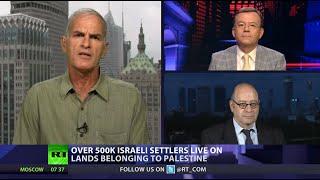 CrossTalk: Recognizing Palestine (ft. Norman Finkelstein) Image