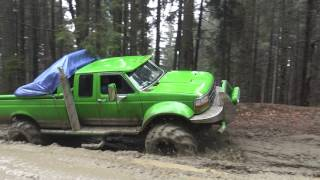 Ford 150 Off road crazy