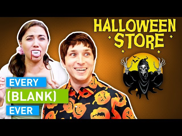 Every Halloween Store Ever thumbnail