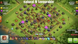 How to attack in max th 10 , 11 see and learn