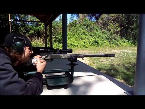 Traditions Pursuit 50 Cal Rifle (Black Powder)