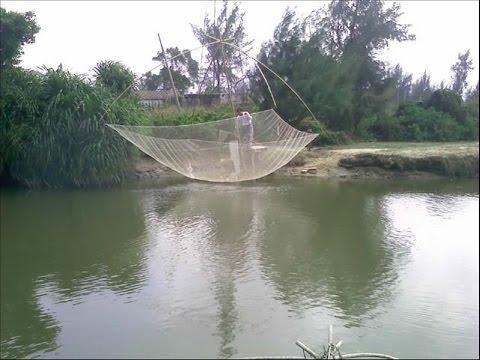 Как сделать рыболовный паук