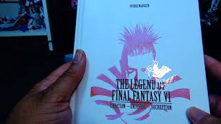 The Legend of Final Fantasy VI Book Review GKaiser AGE