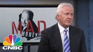 General Electric CEO Jeff Immelt: Technology Transformation | Mad Money | CNBC