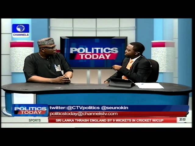 Politics Today: INEC's Readiness For Elections And Other Issues PT5