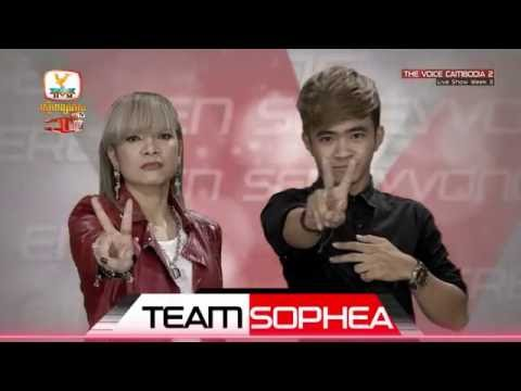The Voice Cambodia - Ex Sereyvong - Live Show 29 May 2016