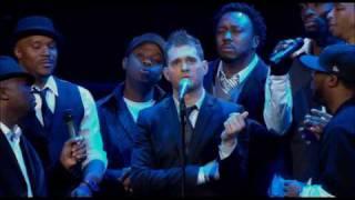 Michael Buble Video - Michael Bublé - Stardust [LIVE-HQ]