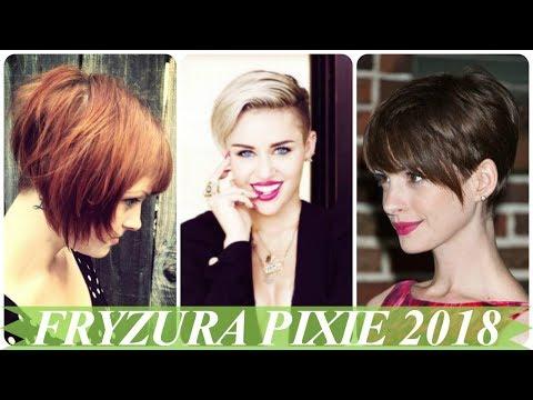 Fryzury Pixie 2018 Na Bardzo Krótkie Włosy Dla Kobiet