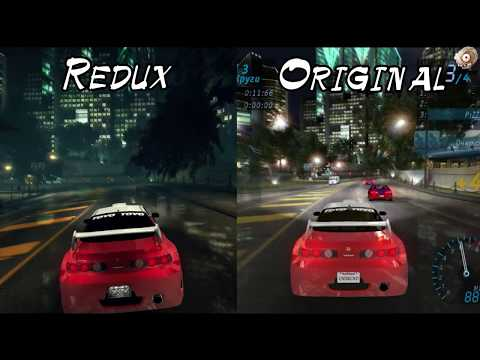 Need For Speed Underground Redux (Mod 2017) Обзор