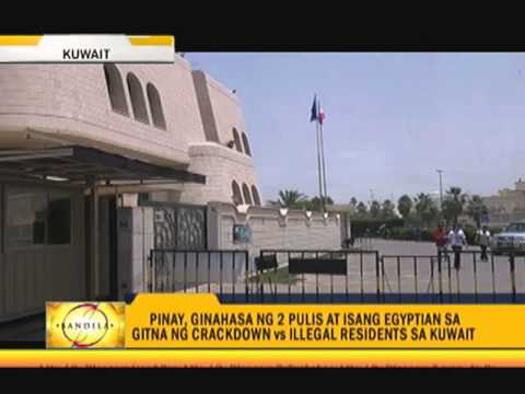 Pinay rape victim in Kuwait recounts ordeal
