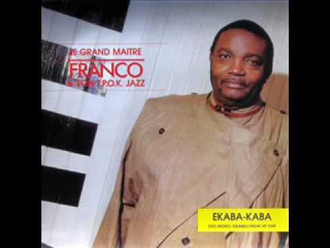 Franco Luambo Makiadi - Ekaba kaba 1