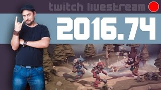 Livestream 2016 #76 - News, For the King, Lethe