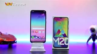✅VnReview - Đánh giá Samsung Galaxy M20: câu trả lời của Samsung với smartphone Trung Quốc