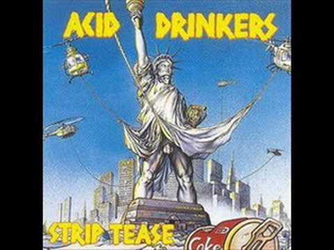 Acid Drinkers - Rats (feeling Nasty)