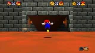 Super Mario 64 - Secret Slide Speedrun Strats