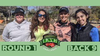 2020 Las Vegas Challenge • R1B9 • Paige Shue • Jessica Weese • Catrina Allen • Eveliina Salonen