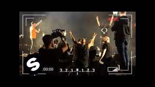 Martin Garrix & Firebeatz - Helicopter (Exclusive DJ Booth Footage at Ultra South Africa)