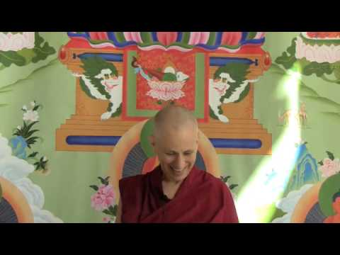 Stages of the Path # 61, Refuge ngondro Pt. 10 (meditation topics)